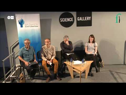 Techie How To - Panel at the 2017 Dublin Human Rights Festival