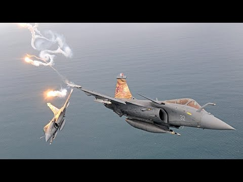 Before shipping to Greece, France Upgraded the Rafale to F3R Standard