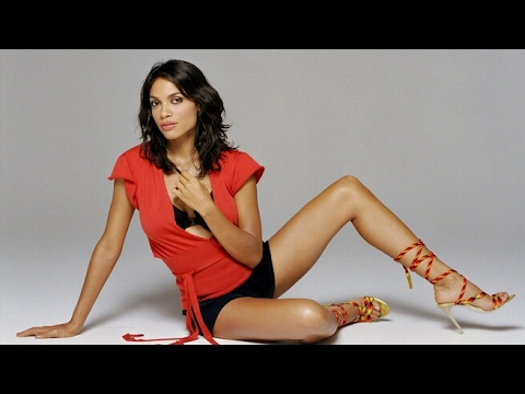 Rosario Dawson talks about