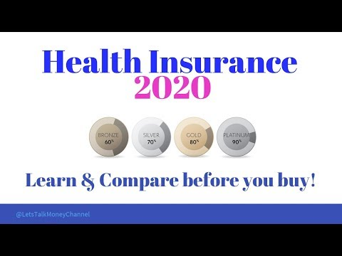 Health Insurance Plans For 2020  - Compare And Learn About New Law Changes