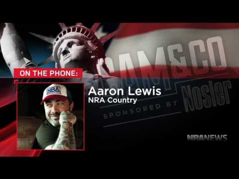 Interview with Aaron Lewis - September 21, 2016