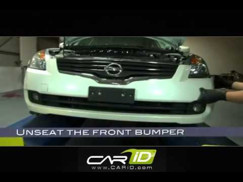 Spyder - 2007-2012 Nissan Altima LED Fog Lights Installation Video ...