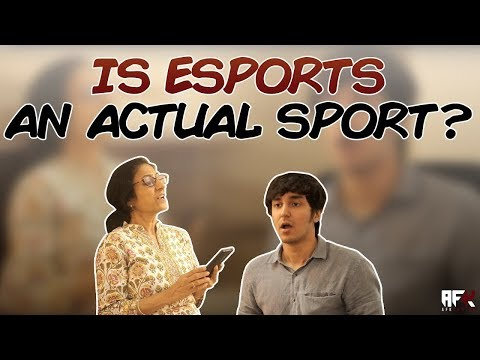 Is Esports An Actual Sport?