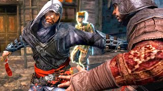 Assassin's Creed Revelations - Master Assassin Brutal Kills, Stealth & Parkour Free Roam Gameplay PC