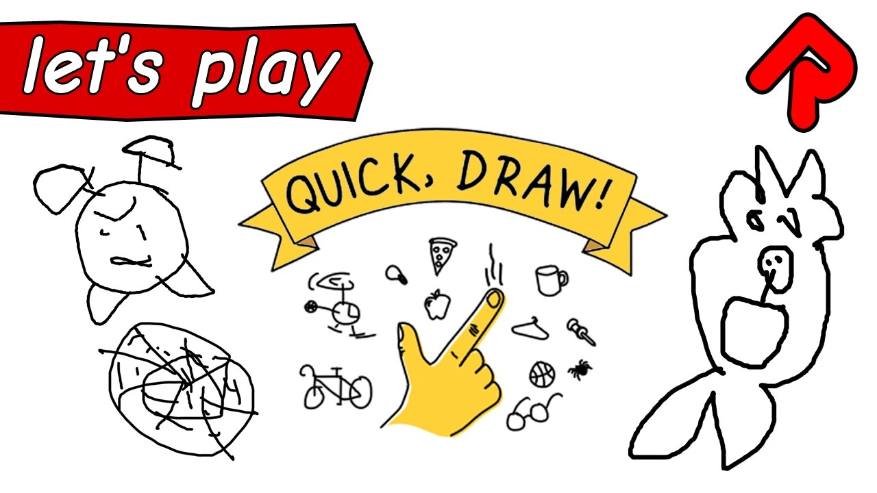 Quick, Draw! Can Google guess your crappy drawing? (Free ...
