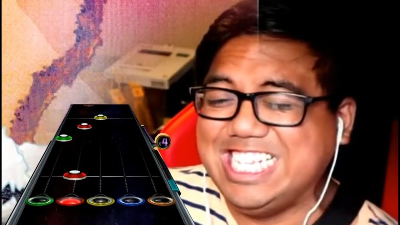 Through The Fire And Flames (PC Release) on Clone Hero