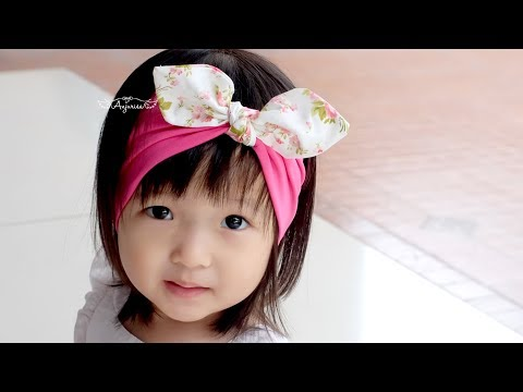 DIY Baby Turban Headband with Bow - Action.News ABC Action News ... 8dec38b72e3