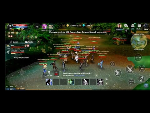 Download Cabal Mobile Playpark | TSC ang Unang Kwento | OBT day 1 | Guild Recruitment |
