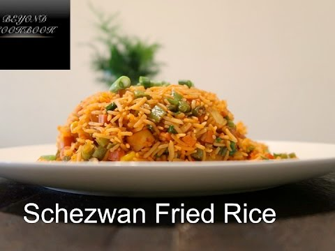 Schezwan Fried Rice| Indo - Chinese Recipe| Easy - YouTube