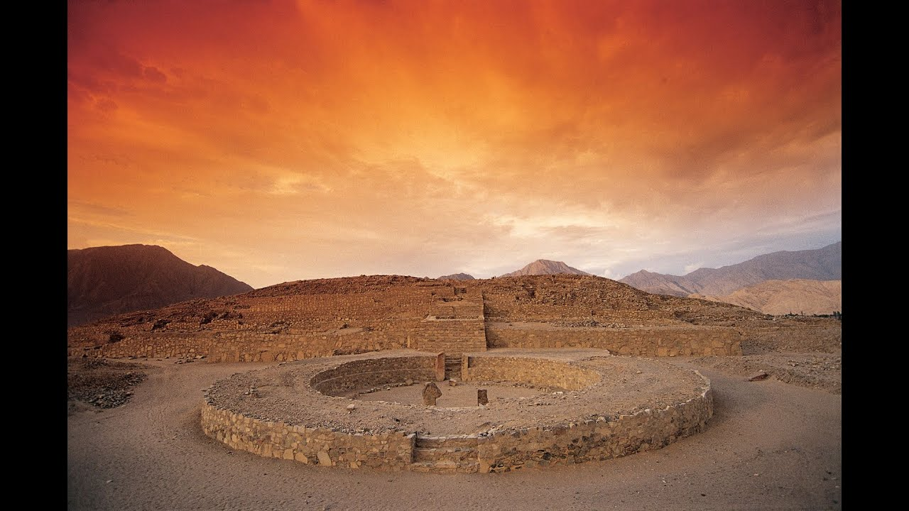 Caral sacred city