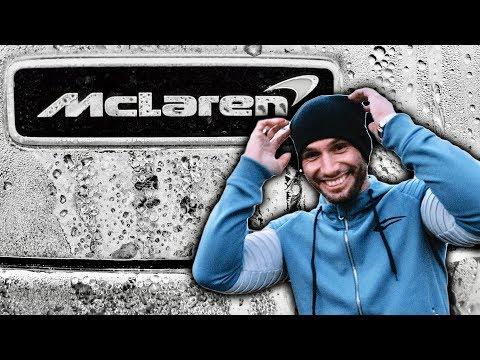 FERTIG FOLIERT - Mein McLaren 720s