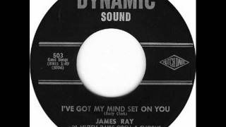 James Ray - Ive got my mind set on you (1963) YouTube Videos