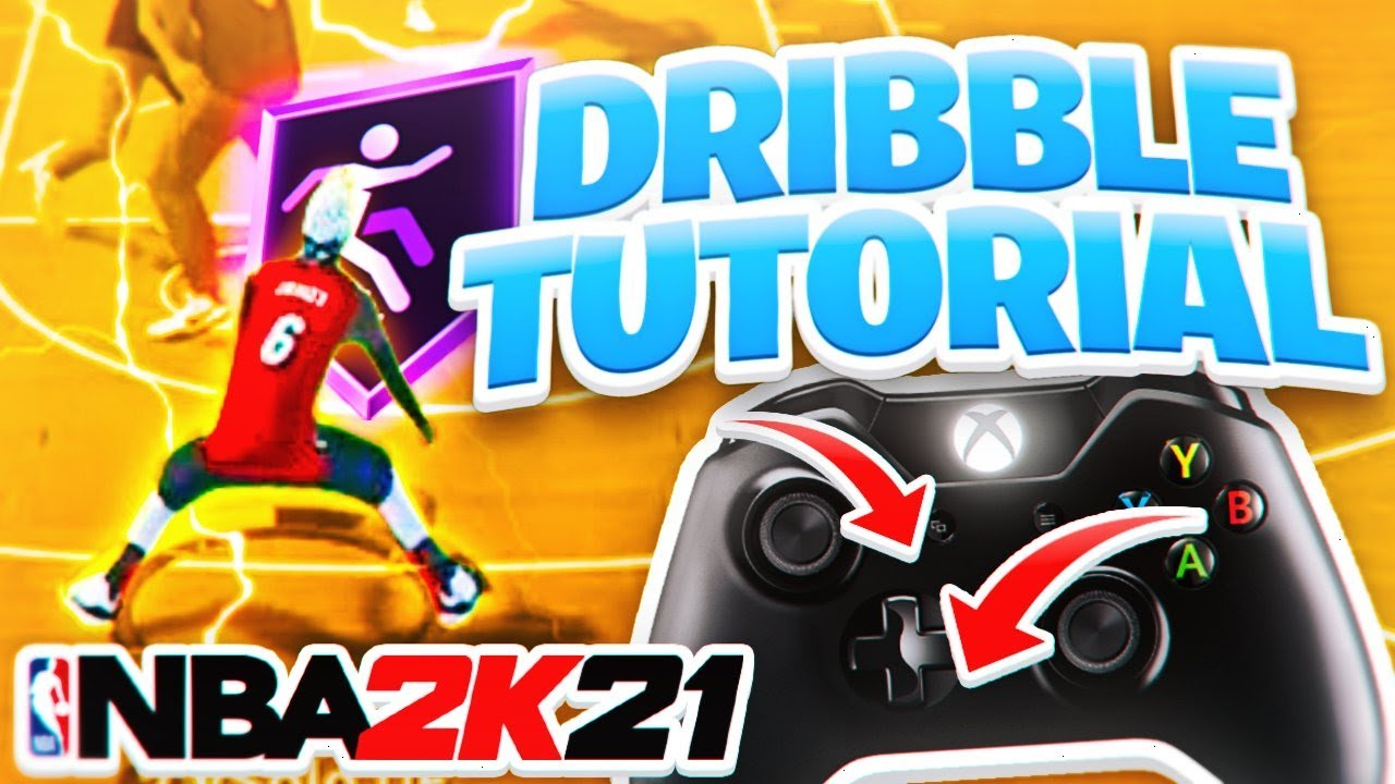 BEST DRIBBLE MOVES + EASY DRIBBLE TUTORIAL w/ HANDCAM! NBA 2K21 100% GLITCHY DRIBBLE GAWD COMBOS!!