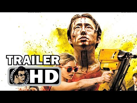 MAYHEM Official Trailer (2017) Steven Yeun Action Horror Movie HD streaming vf