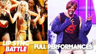 "Karrueche Tran's ""Bodak Yellow"" vs. Deon Cole's ""Torn"" 