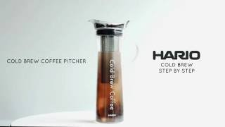 Hario - Cold Brew Coffee Pitcher
