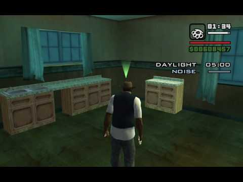 Gta San Andreas Home Invasion Ryder Mission 1 From The