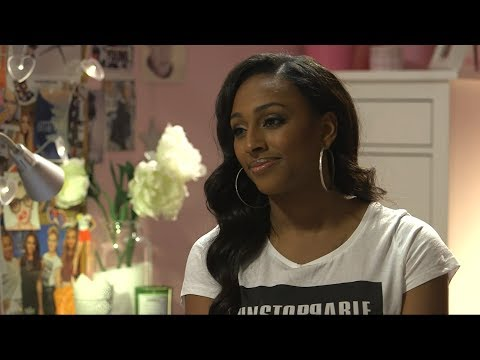 Let's Talk... Periods with Alexandra Burke