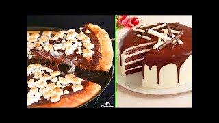 How To Make PIZZA CAKE Style 2018 - Amazing Chocolate Cake Decorating Ideas 2018