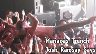 Baixar Marianas Trench Josh Ramsay Says (Explicit Language)