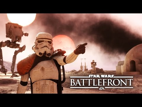 Star Wars Battlefront – zwiastun premierowy