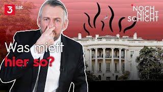 Sebastian Pufpaff: Geruchswechsel im Weißen Haus – Joe Biden lüftet durch