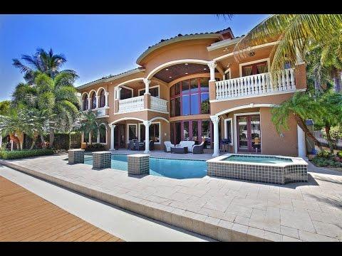 Exquisite Nurmi Isles Waterfront Estate in Fort Lauderdale, Florida