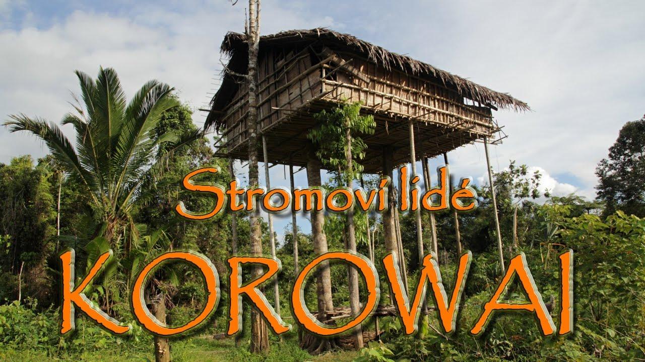 The Tree House People Korowai - YouTube