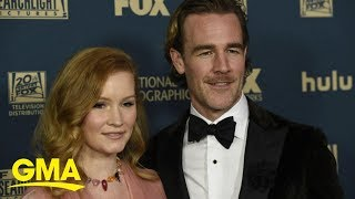 James Van Der Beek's wife speaks out after miscarriage | GMA