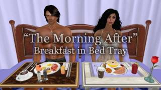 The Morning After - Breakfast In Bed Tray