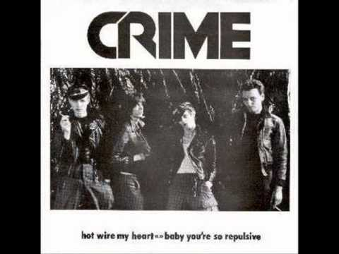 Crime-Crime Wave (First demo late 1975-SF Punk -Garage Punk)