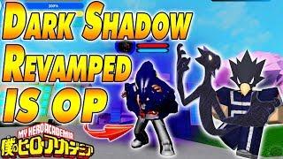 [NEW CODE] DARK SHADOW REVAMPED IS OP | Boku No Roblox Remastered