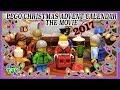 2017 Lego Advent Christmas Calendar THE MOVIE!