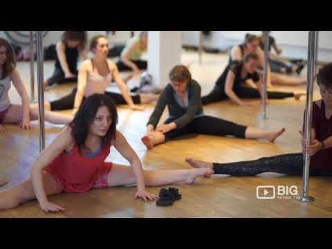 The Factory, A Fitness Gym And Dance Studio In London Offering Pole Dance, Zumba And Pilates