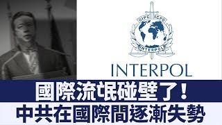 拒絕中共操控!國際刑警組織撤銷「紅色通緝令」|新唐人亞太電視|20190905