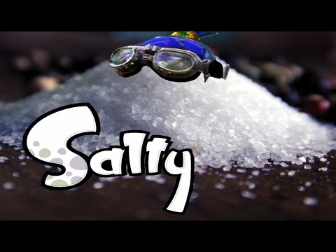 Naughty squids are why Splatoon has no voice chat