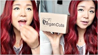 Vegan Cuts Unboxing + Review | Cheap Lazy Vegan