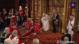 الملكة إليزابيث تؤكد للبرلمان أن تنفيذ بريكست له الأولوية في عمل الحكومة (14/10/2019)