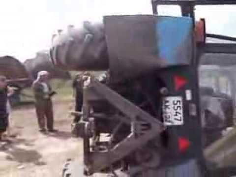 текущий ремонт переднего моста мтз-82 - YouTube