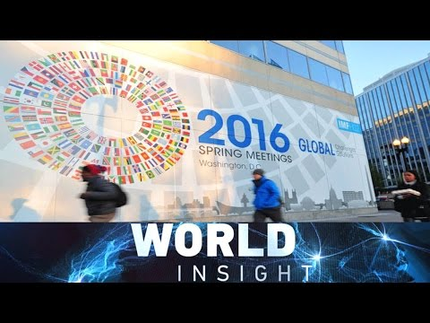 World Insight— IMF-World Bank spring meetings; Chinese capital going out 04/16/2016