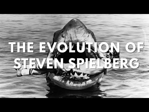 The Evolution of Steven Spielberg