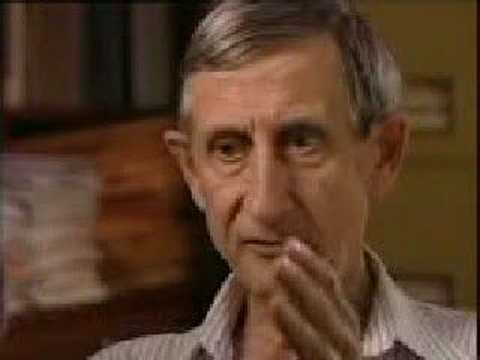 Freeman Dyson on Global Warming 2of2 Stratospheric Cooling