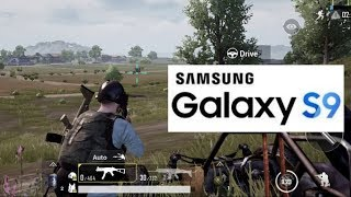 PUBG Mobile Galaxy S9 Gaming Test [Exynos 9810]