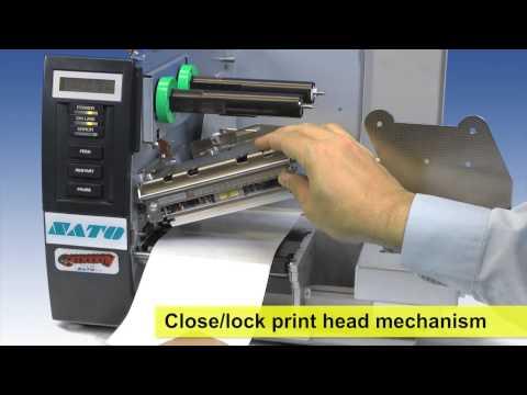 SATO Horticulture Printers - Transmissive Sensor Setup (advanced users only)