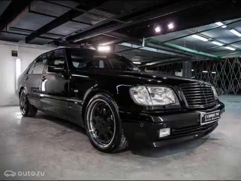 Tuning Mercedes Benz W140 BRABUS 7.3S