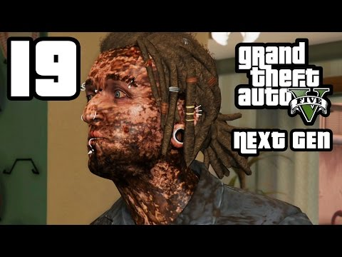 GTA 5 Next Gen Walkthrough Part 19 - Xbox One / PS4 - SCOUTING THE PORT - Grand Theft Auto 5