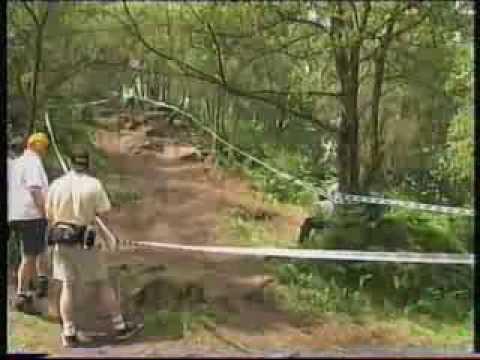 NAMBS June 1999 Dh Mountain Bike race, Guise cliff Pateley Bridge, (Part 1)