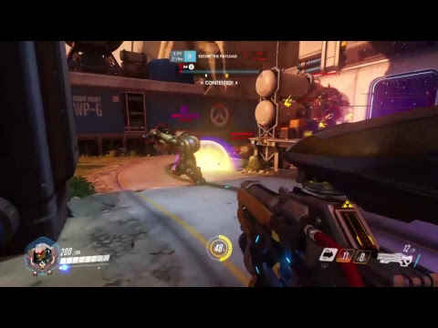 Overwatch Road to platinum (I mean it)