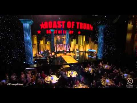 Comedy Central Roast Donald Trump - YouTube