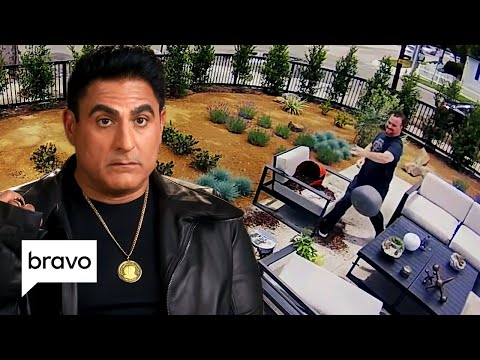 Tommy Trashes Reza and Adam's House | Shahs of Sunset Highlights (S8 Ep7) from YouTube · Duration:  4 minutes 58 seconds